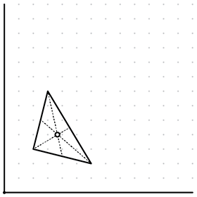 Calculate centroid of polygon (5 of 6)