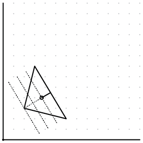 Calculate centroid of polygon (6 of 6)