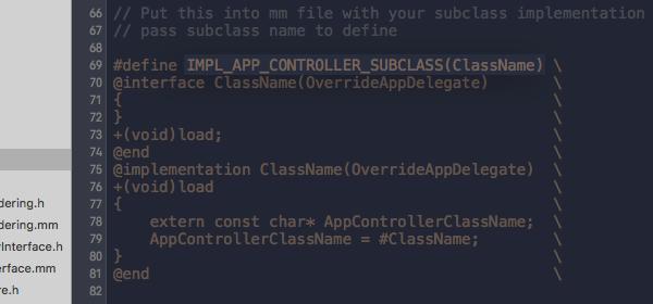 IMPL_APP_CONTROLLER_SUBCLASS